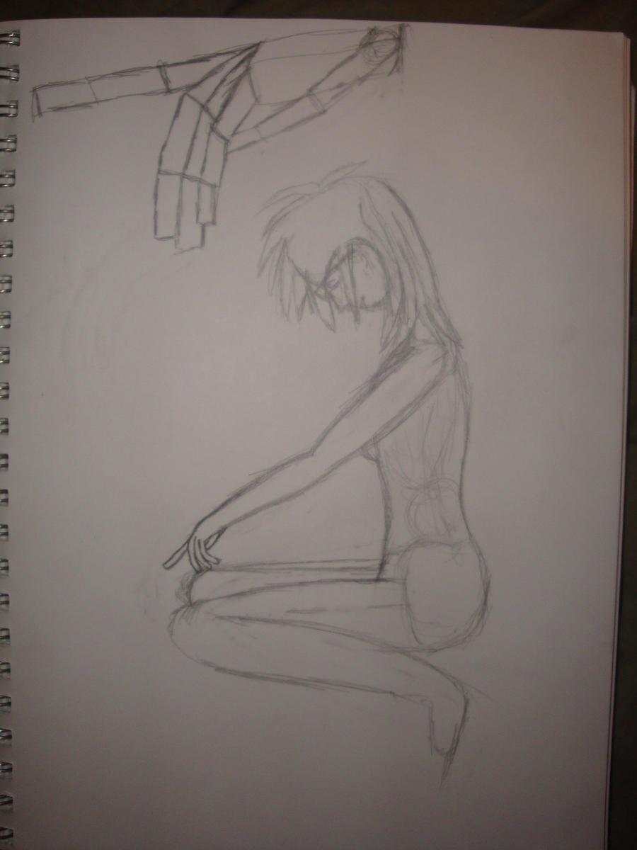 Friend sketch by SeiichiSin