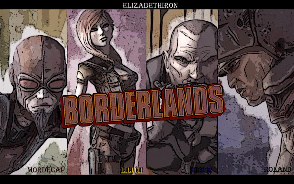borderlands 2 lilith and roland relationship memes