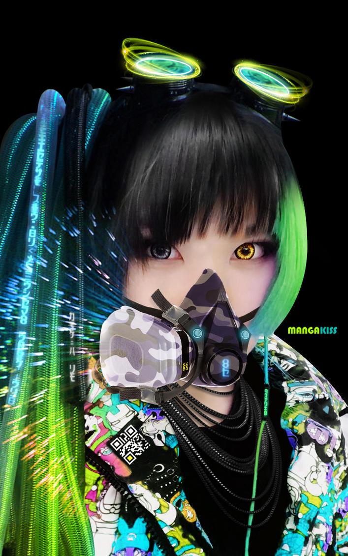 Cyberpunk 2077 by Mangakiss