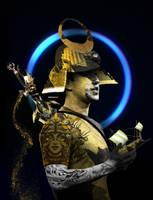Strong Samurai Spirit by Mangakiss