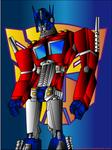 Optimus Prime Digital Revolution