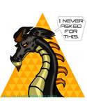 Adam Jensen Dragon Style by SALVAGEPRIME8686