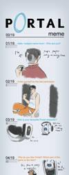 A's Portal Meme by LittlePlanetA