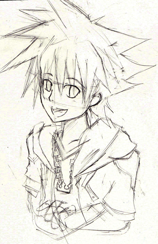 Sora Sketch by Nietono-no-Shana