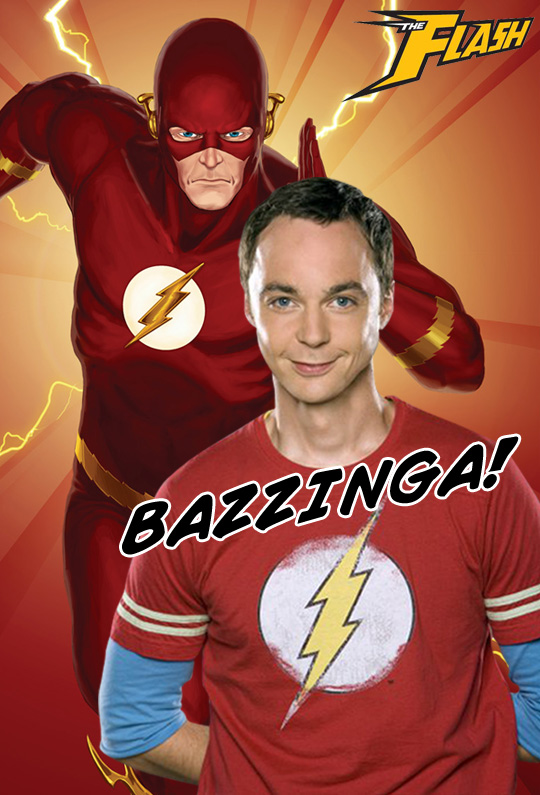 Aaa Careers Ca: Sheldon Cooper Flash By RicardoREA24 On DeviantArt