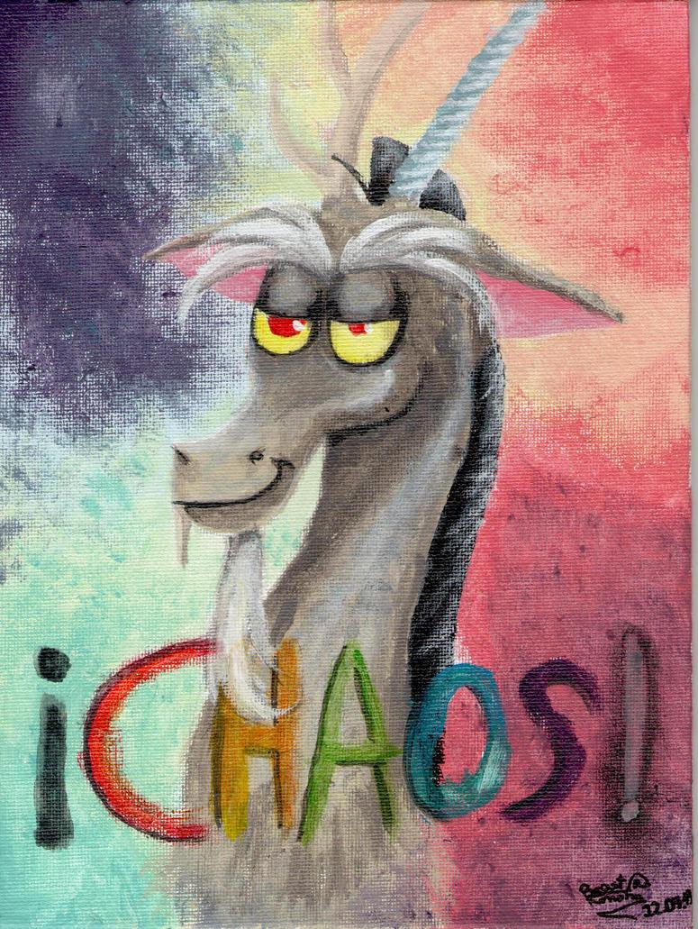 Discord - Chaos! by BeastKonoha