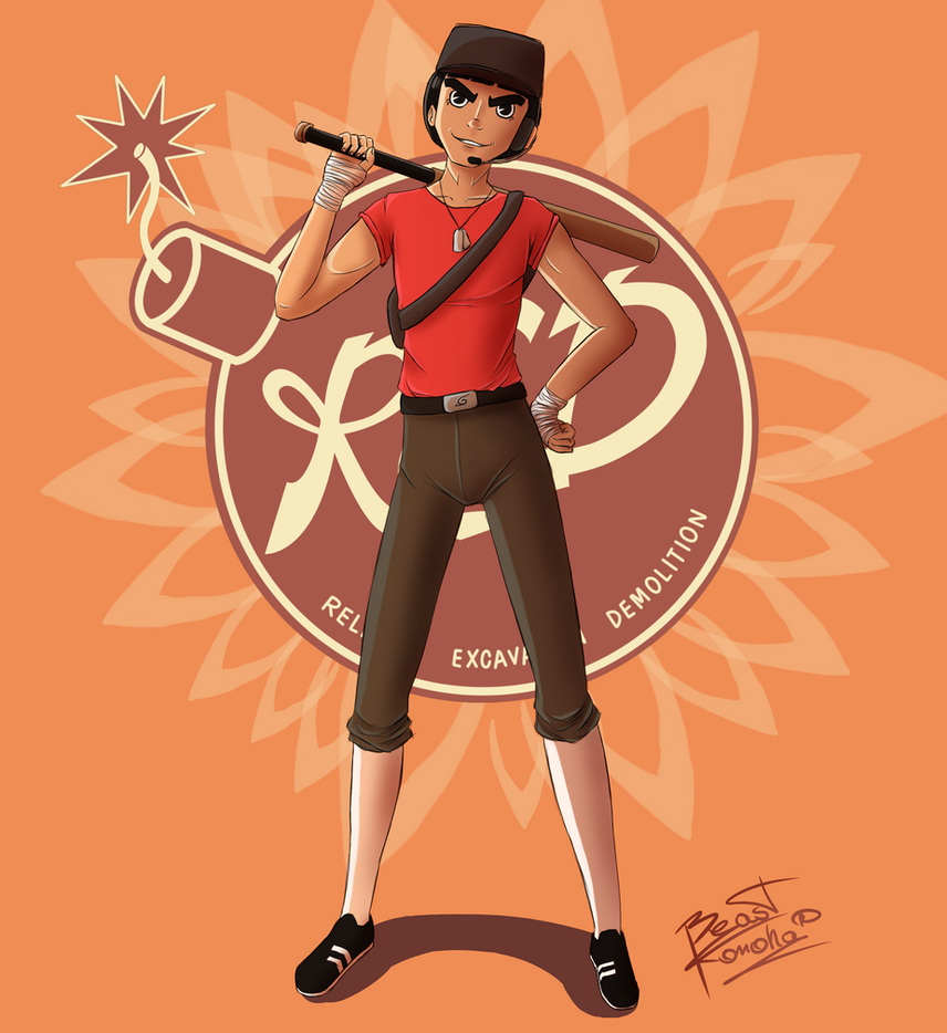 Scout Lee by BeastKonoha