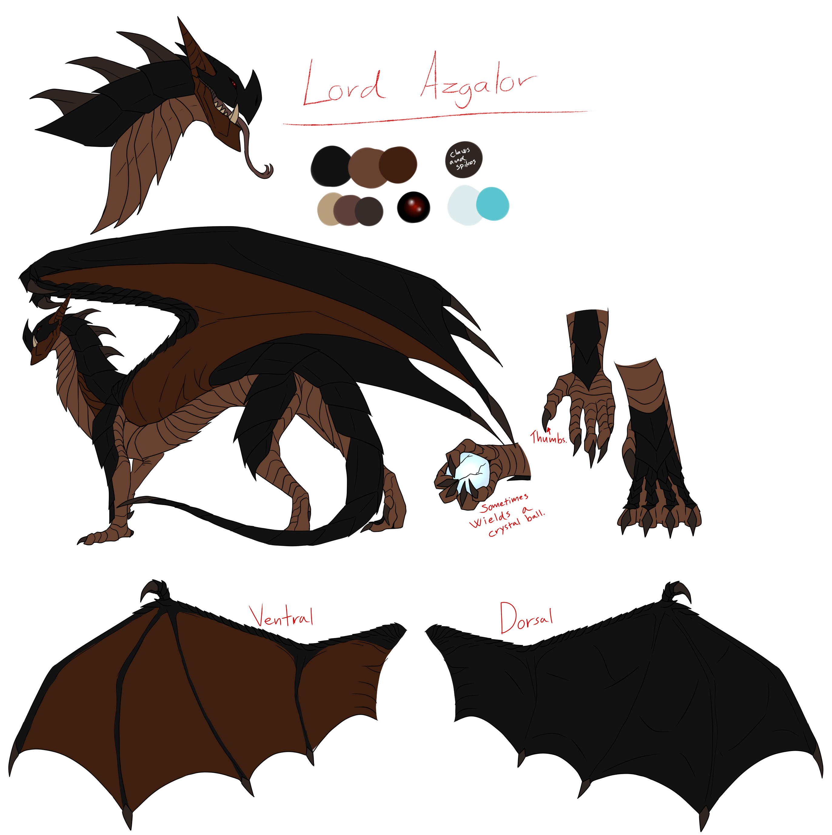 Lord Azgalor by CXCR