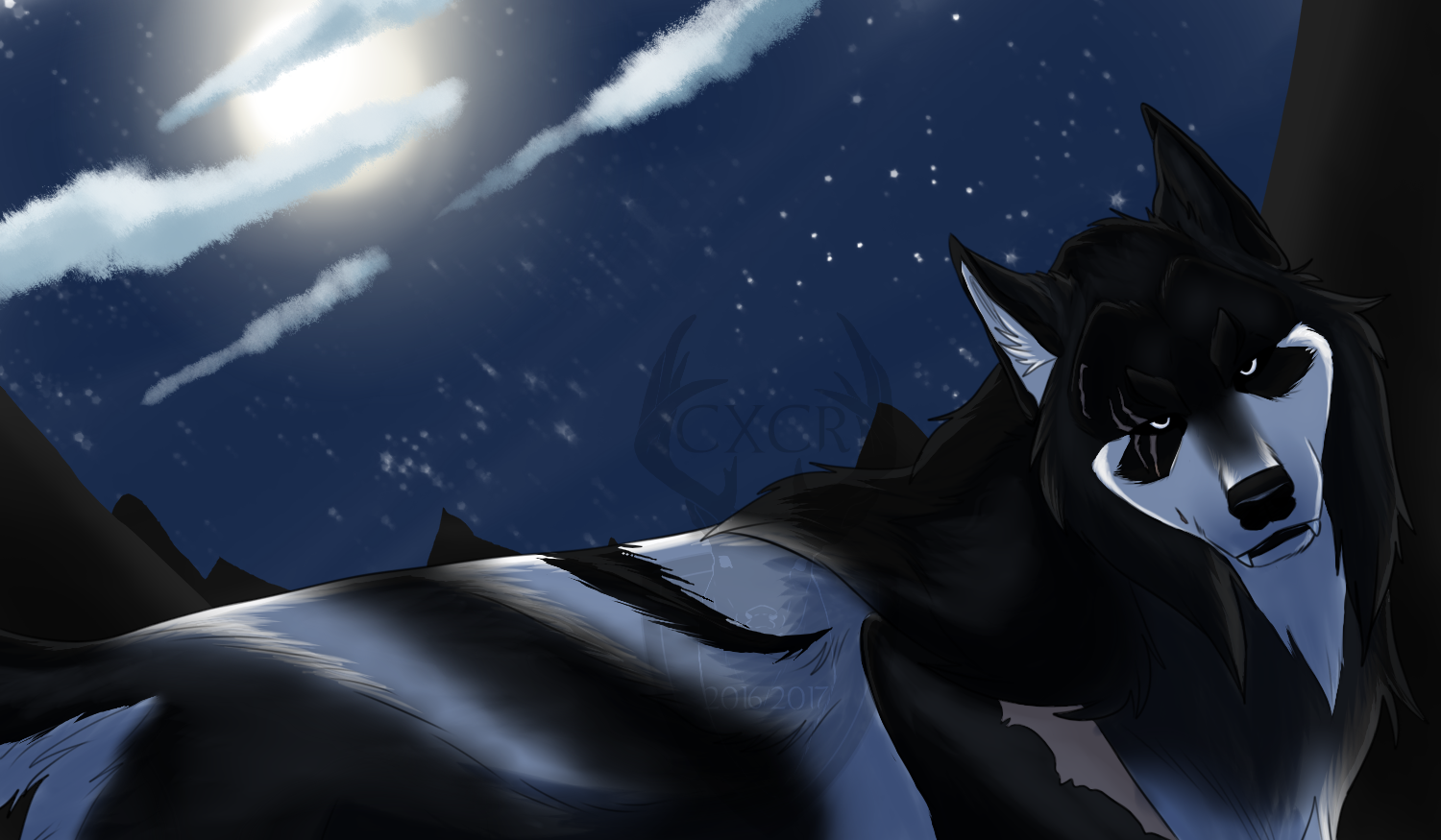WoLF: A Monster In The Night by CXCR