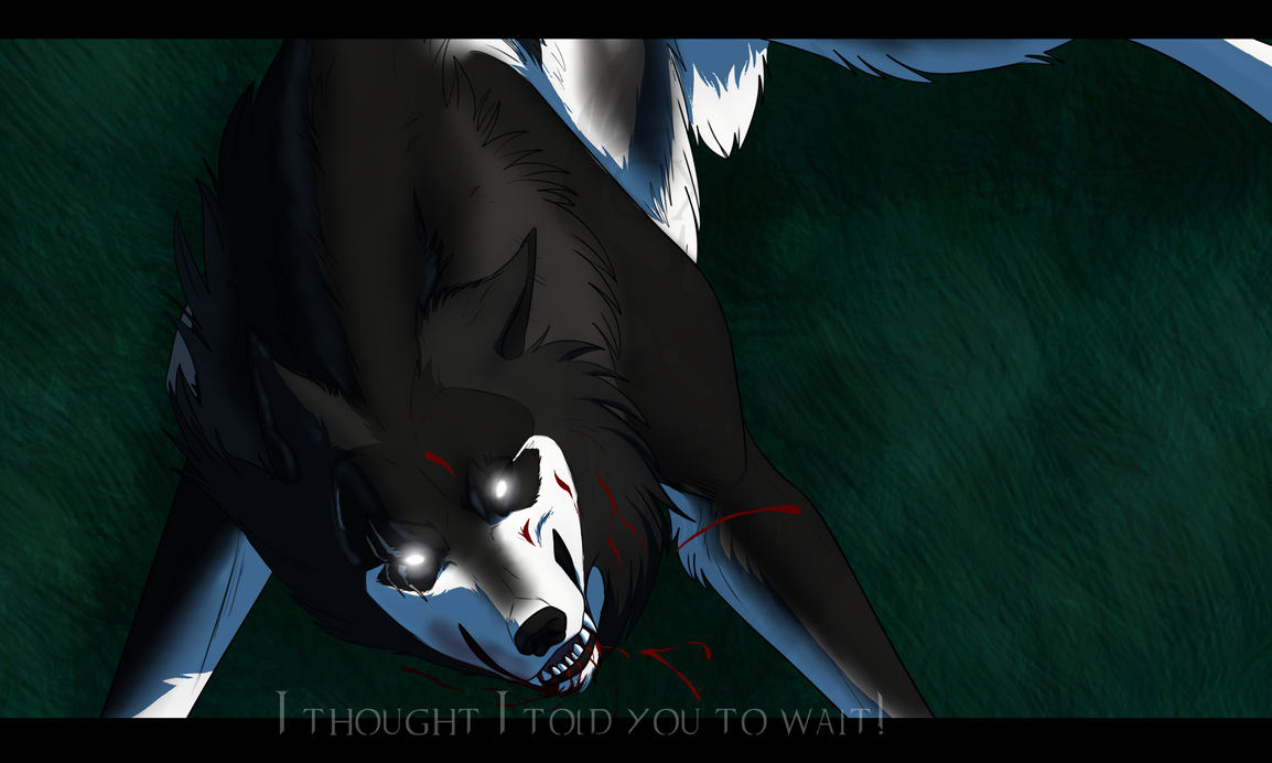 WoLF: I Thought I Told You To Wait by CXCR
