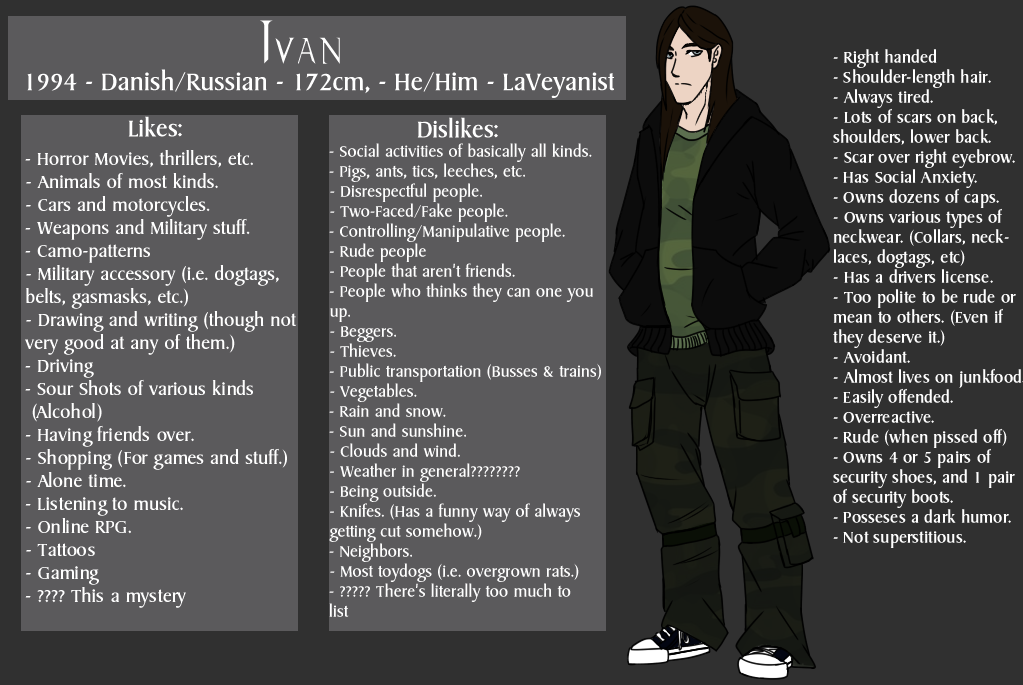Ivan - Meet the Artist by CXCR