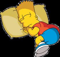 Sleepy Bart by jh622