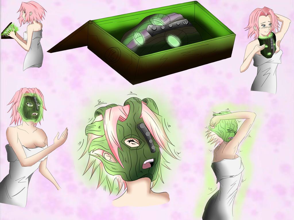 Team Mask Part 1 - MegaSpinosaur by MegaLinx
