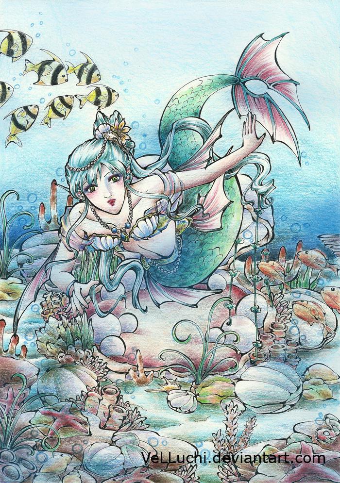 Aquamarine by VeLLuchi
