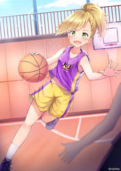 [CM] Basketball Girl