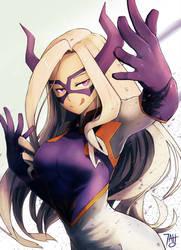 Boku no hero academia - Mt. Lady- by 7AHO