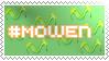 #Mowen Stamp by MeikoWang