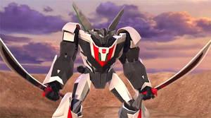 Battle Pose ~WheelJack