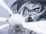 goku angry ssj 4