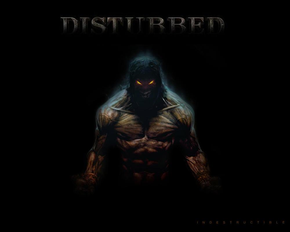 disturbed by Hitmanrulzs22