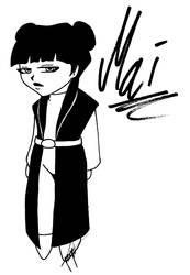 Mai Chibi by LadyProphet