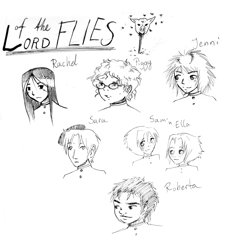 Lord of the flies by LadyProphet