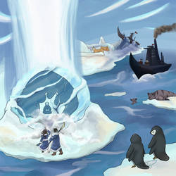Avatar: Episode 1 by LadyProphet