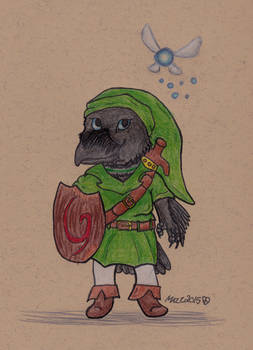 Mazz as Link