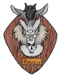 Raven Conbadge