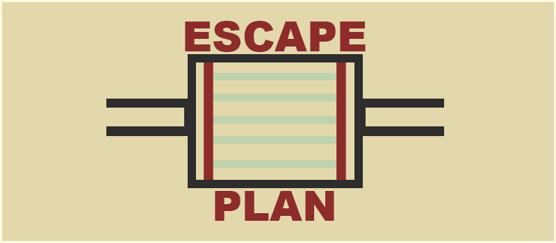 Escape Plan by Pathard
