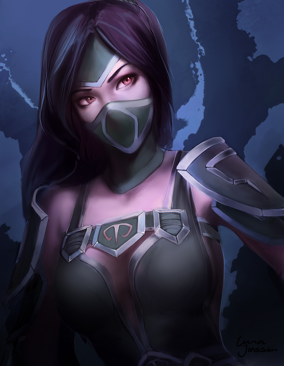 As Balance Dictates (Open RP/Ask Akali)