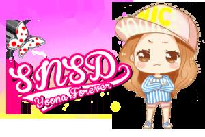 snsd yoona forever logo by yoonasgeneration on deviantart