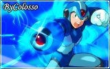 Megaman x- Avatar by Colossobm