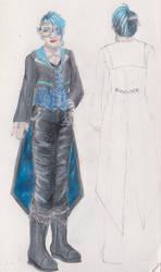 Sailor Barnard 5 - ref sketch
