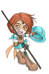 It's another Atlas Chibi