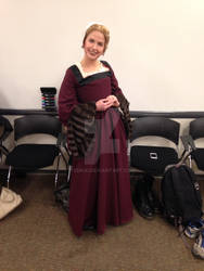 I'm a fancy Tudor Lady