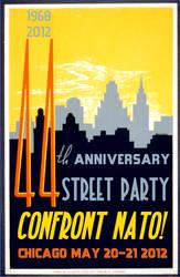 44th Anniversary Street Party! by poasterchild