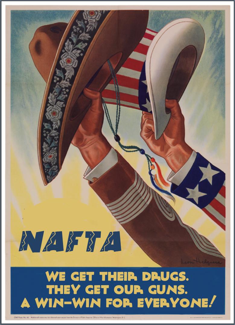 NAFTA by poasterchild