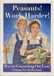 Peasants!  Work Harder!