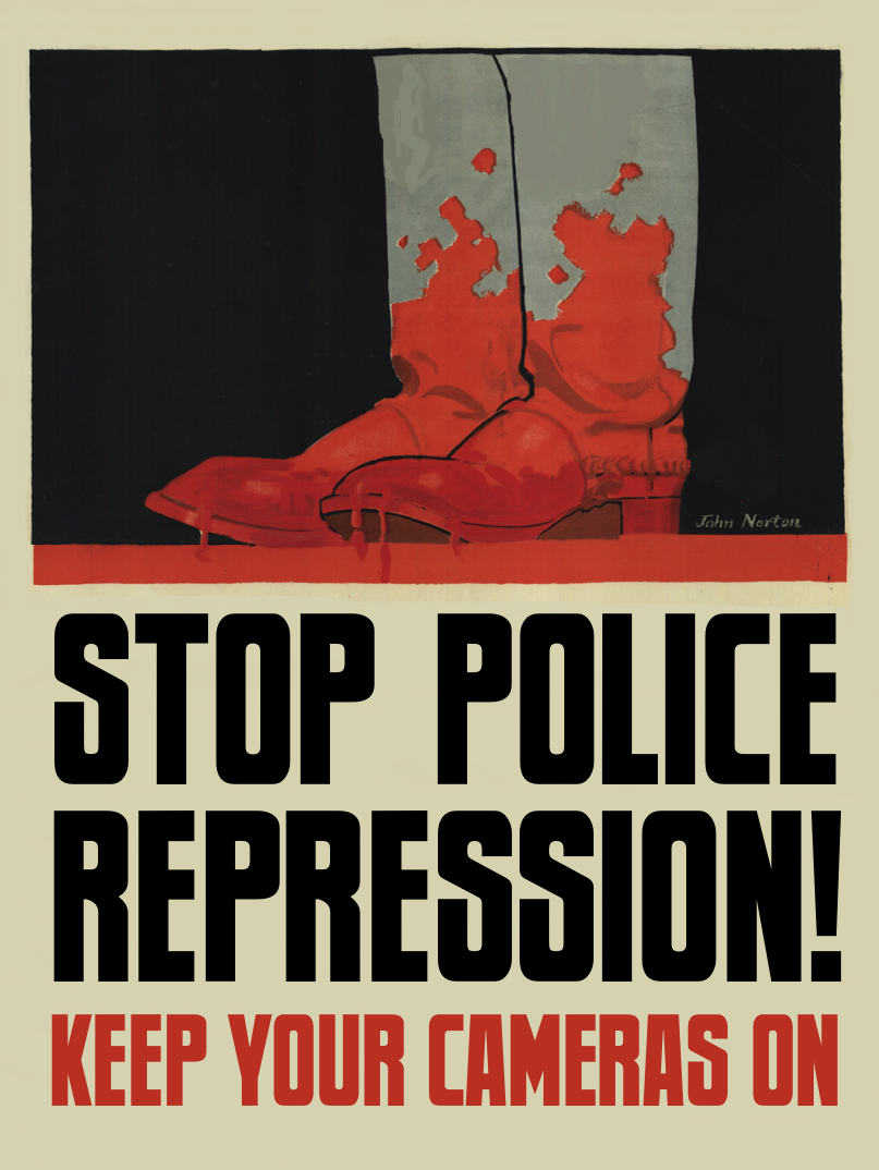 Police Brutality Quotes Stop Police Repressionpoasterchild On Deviantart