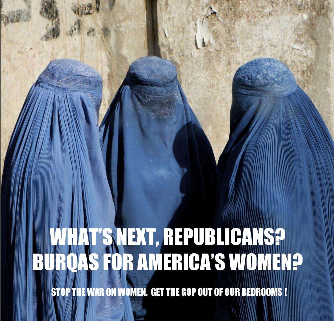 What's Next, Republicans? by poasterchild