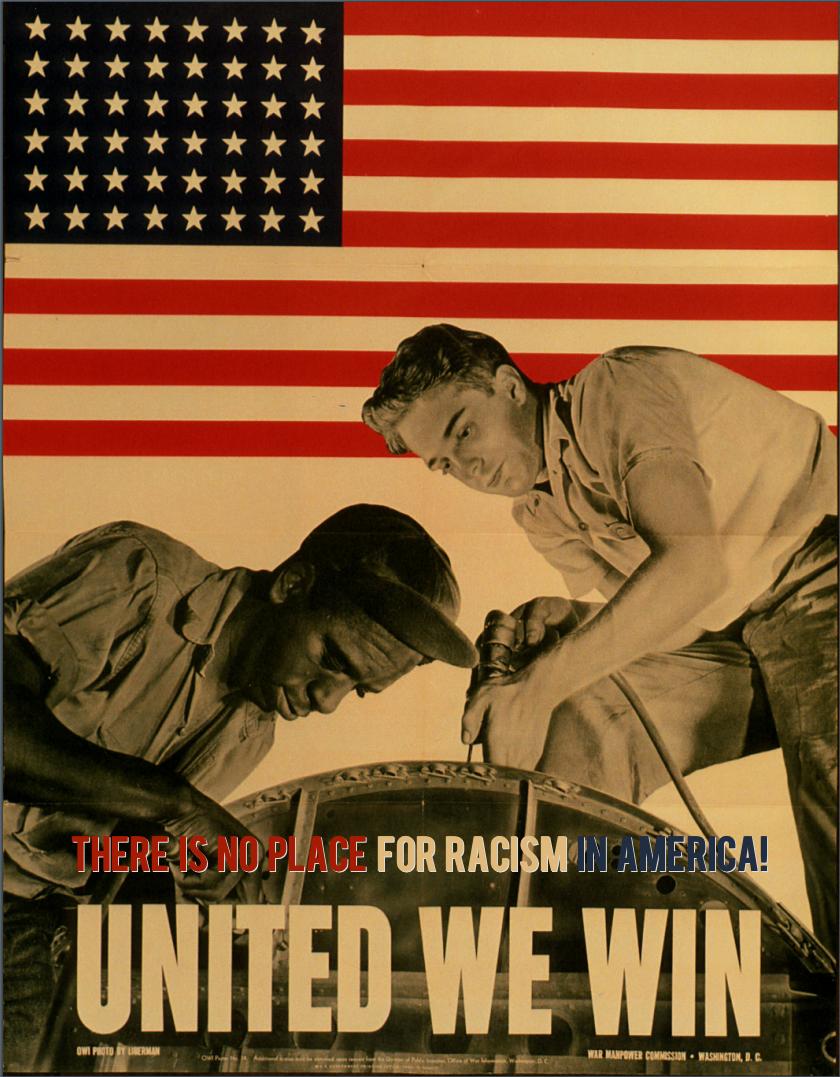United We Win by poasterchild