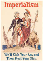 Imperialism by poasterchild