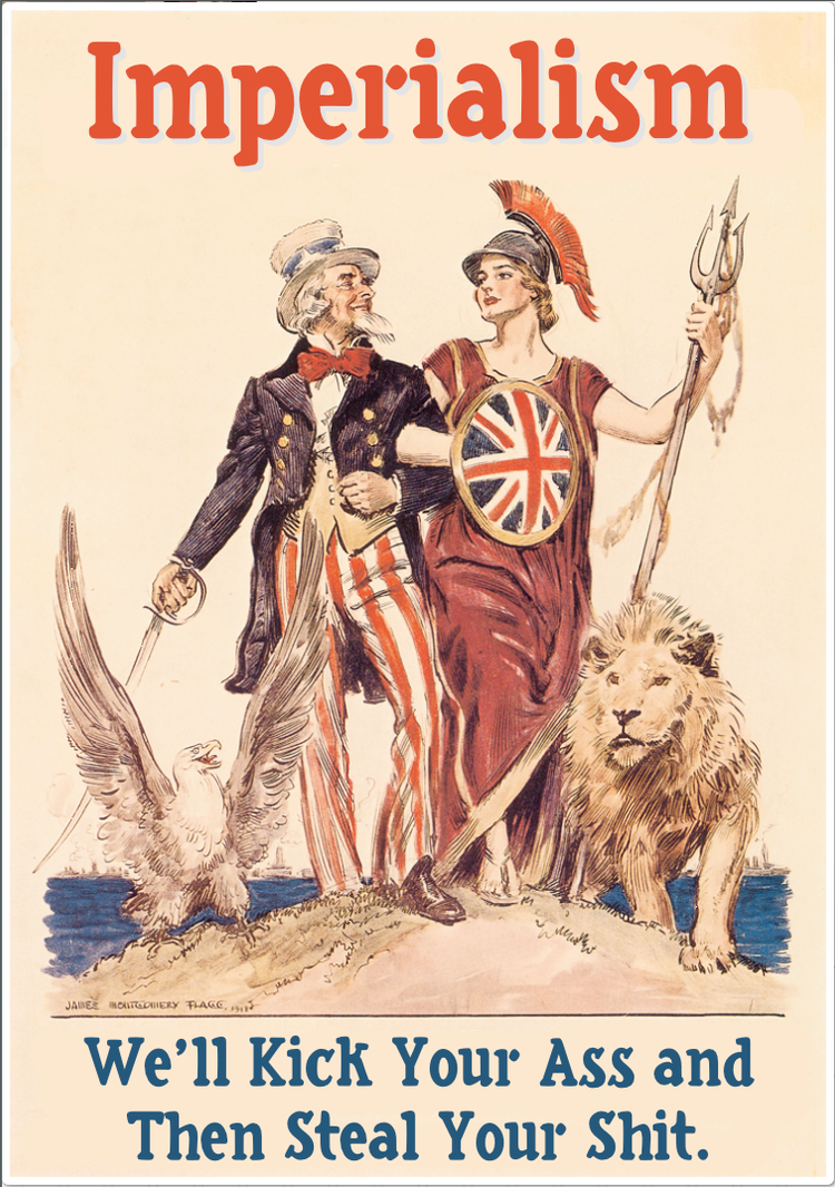 the beginning of british imperialism in