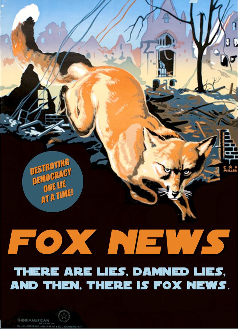 Fox News by poasterchild