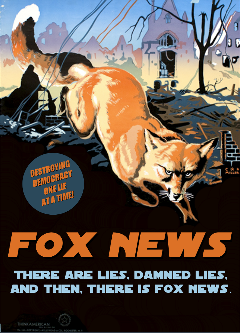 Fox News by poasterchild