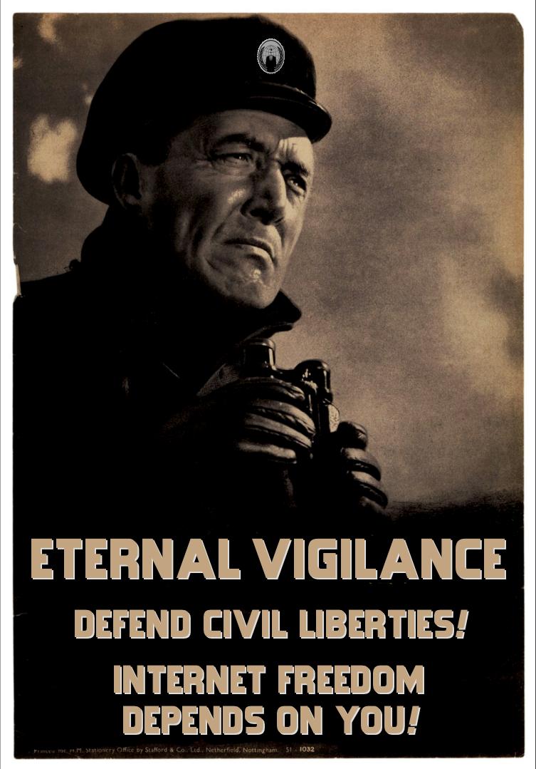 Eternal Vigilance by poasterchild
