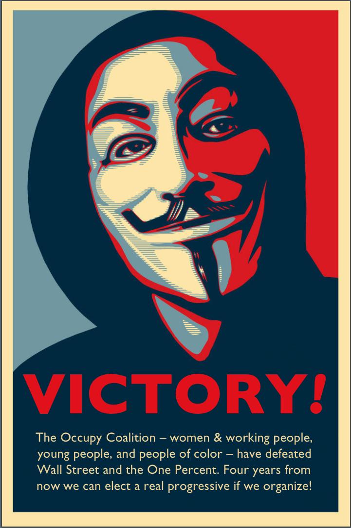 Victory! by poasterchild