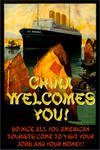 China Welcomes You!