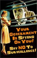 Say 'No' to Surveillance by poasterchild